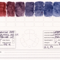 Color-Studies-Acrylic-Napthol-Red-Light-to-Cerulean-Blue-Hue-006