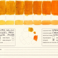 Color-Studies-Acrylic-Nickel-Azo-to-Cadmium-Orange