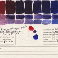 Color-Studies-Acrylic-Permanent-Alizarin-Crimson-to-Ultramarine-Blue