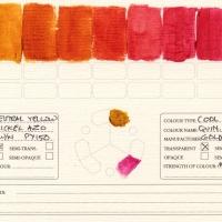 Color-Studies-Acrylics-Nickel-Azo-to-Quinacridone-Magenta