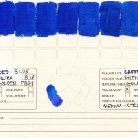 Color-Studies-Acrylics-Ultramarine-Blue-to-Phthalo-Blue