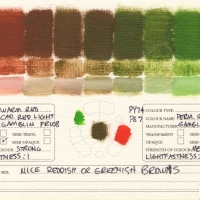 Color-Mixing-Charts-Oils-Cadmium-Red-Light-to-Permanent-Green-Light