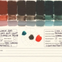 Color-Mixing-Charts-Oils-Cadmium-Red-Light-to-Phthalo-Green