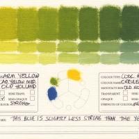 Color-Mixing-Charts-Oils-Cadmium-Yellow-Medium-to-Cerulean-Blue