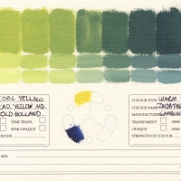 Color-Mixing-Charts-Oils-Cadmium-Yellow-Medium-to-Indathrone-Blue