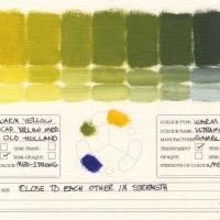 Color-Mixing-Charts-Oils-Cadmium-Yellow-Medium-to-Ultramarine-Blue