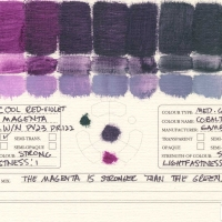 Color-Mixing-Charts-Oils-Magenta-to-Cobalt-Green