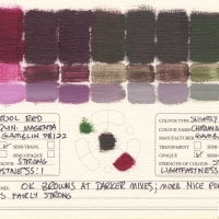 Color-Mixing-Charts-Oils-Quinacridone-Magenta-1980-to-Chromium-Oxide-Green