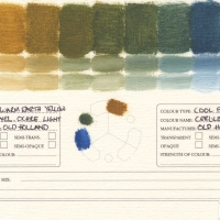 Color-Mixing-Charts-Oils-Yellow-Ochre-Light-to-Cerulean-Blue