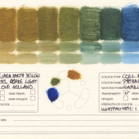 Color-Mixing-Charts-Oils-Yellow-Ochre-Light-to-Phthalo-Blue