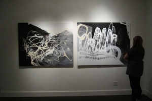 Court Lurie at Lytle Pressley Gallery 2012