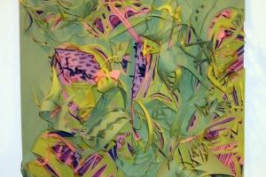 Cut Paper Exhibit at the Vincent Price Art Museum, LA 2008