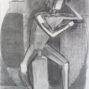 Figure In Space 12