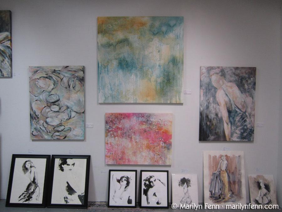 EAST 2012 - Bay6 Gallery and Studios - Kiah Denson