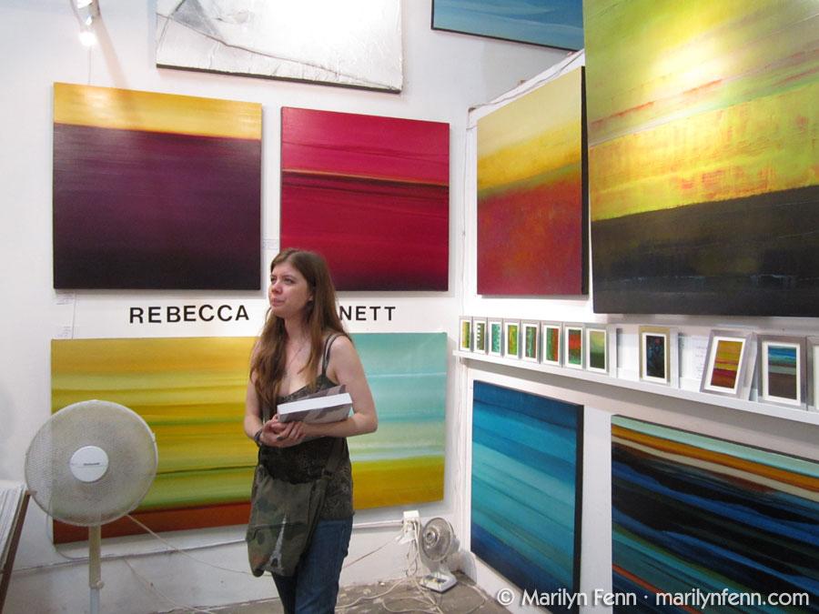 EAST 2012 - Big Medium - Rebecca Bennett