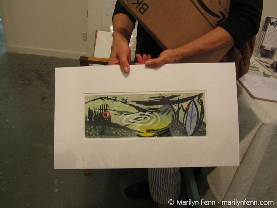 EAST 2012 - Pump Project Satellite - Women Printmakers of Austin