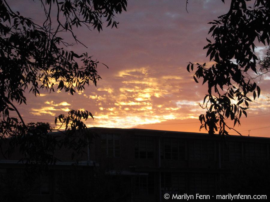 EAST 2012 - Pump Project - Sunset