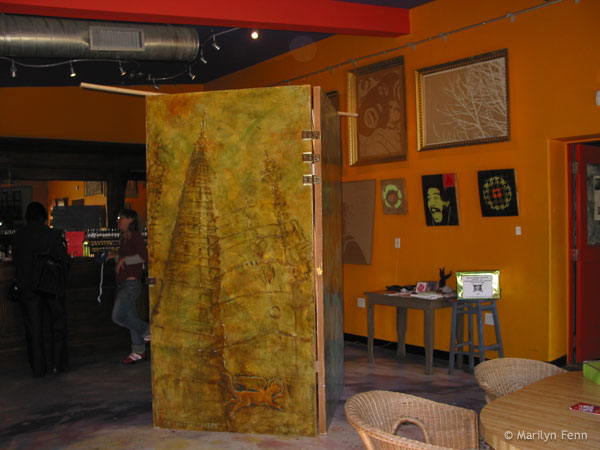 steve-bartolomeo-paintings-and-paul-ahern-cardboard-art