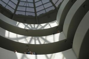 Guggenheim Museum NYC 2003