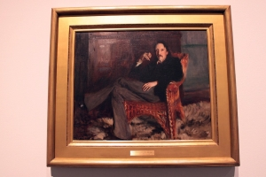 Sargent: Portraits of Artists and Friends at the Metropolitan Museum, NYC 2015
