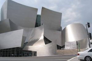 MOCA & the Disney Center, LA 2007