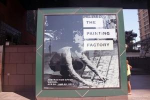 Modern Art at MOCA, LA 2012