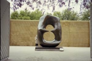 Sculpture Garden, Dallas Museum of Art 2001