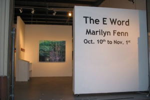 The E Word Opening Reception 2009