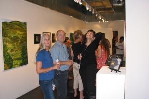 Topographies at Studio2 2003