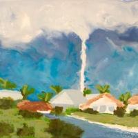 Tornado - Punta Gorda, FL - July 15, 2005
