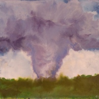 Tornado - Stoughton, WI - August 18, 2006