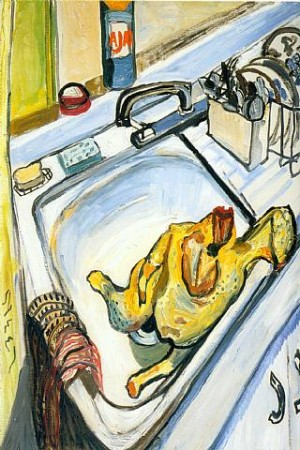 Alice Neel, Thanksgiving