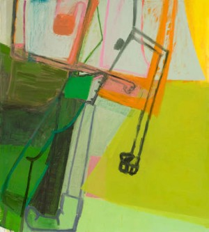Amy Sillman, U.S. of Alice. the Goon